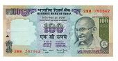 100 Rupee Bill Of India
