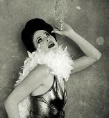 picture of vaudeville  - Vaudeville performer - JPG