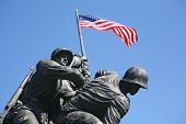 Iwo Jima Marines Memorial