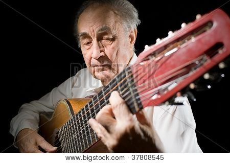 Old Musician.