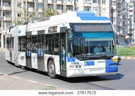 Neoplan Trolleybus