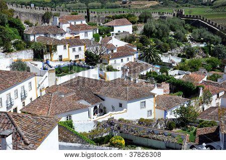 village of Obidos