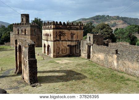 Royal ethiopian castle