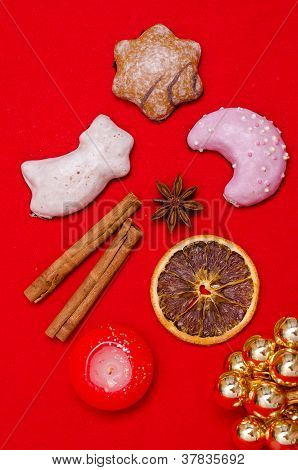 Lebkuchen With Christmas Spices