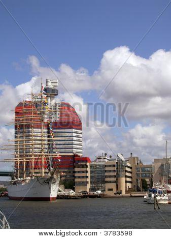 Gothenburg Utkiken Tower