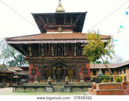 Changu Narayan im Kathmandutal