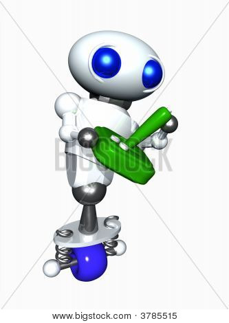 Robot With Joystick