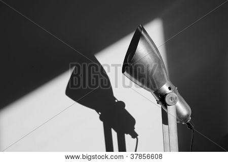 Conical Shape Lamp