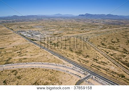 Former Desert Proving Grounds