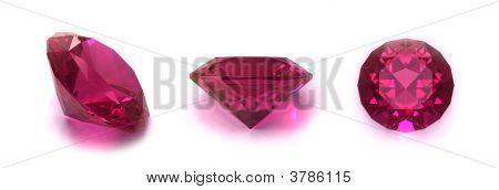 Rhodolite Gems