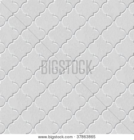 Textura de pavimento sem emenda do vetor