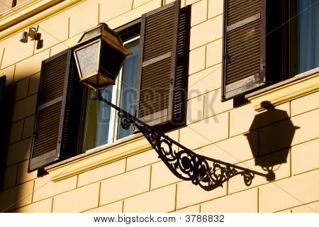 Windows Of Rome City