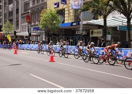 2012 Itu World Triathlon Grand Finals Auckland New Zealand