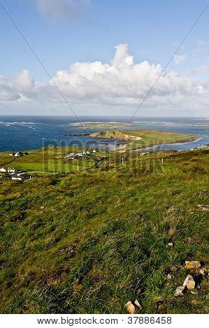 Landscape In Dingle Peninsula