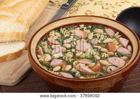 Kielbasa Soup