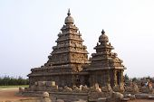 Seashore Temple, Mamallapuram,india