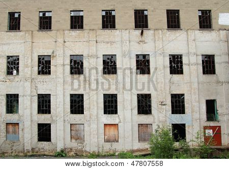 Abandoned Factory