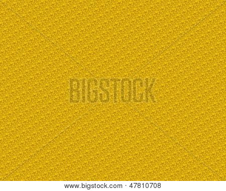 background yellow pattern