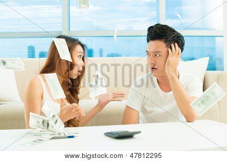 Money Quarrel