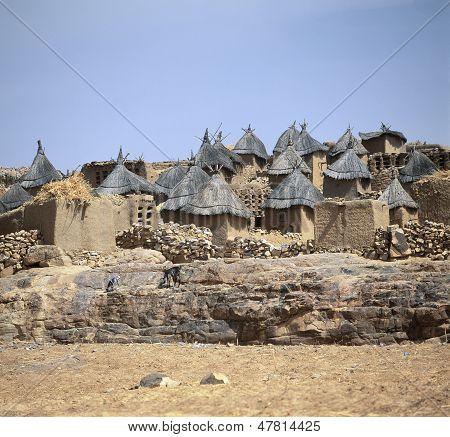 Dogon Village Doutu