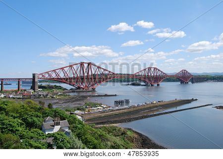 View of Forth Bridge