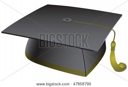 Student Hat Tasse