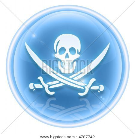 Pirate Icon Ice