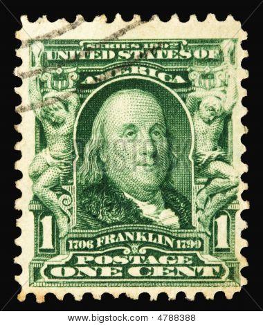 Ben Franklin 1906