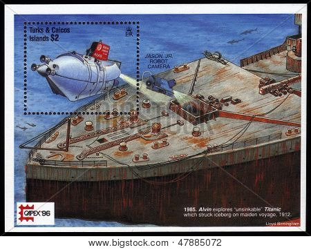 Expedition On The Exploration The Sunken Cruise Liner Titanic
