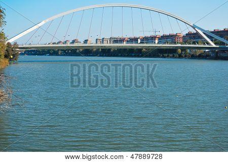 Barqueta Bridge