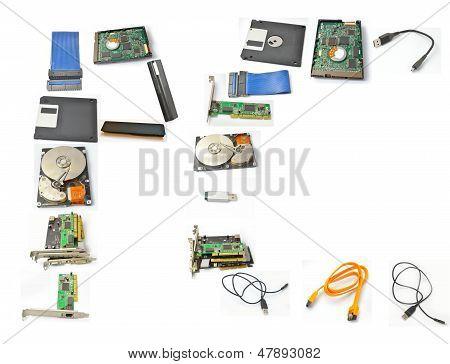 PC hardware word