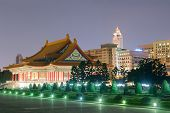 TAIPEI, TAIWAN - JUNE 25th: National Concert Hall JUNE 25th, 2013 in Taipei, TAIWAN, Asia. The build