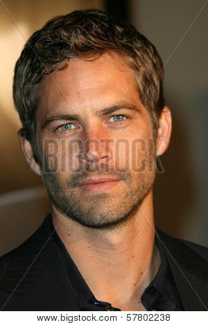 Paul Walker at the Los Angeles Premiere of 'Fast and Furious'. Gibson Amphitheatre, Universal City, CA. 03-12-09