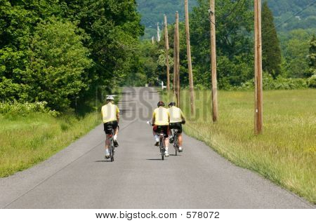Senior Bike Riders