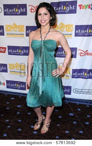 Rachel Sibner at the Starlight Children's Foundation's 'A Stellar Night' Gala. Beverly Hilton Hotel, Beverly Hills, CA. 03-27-09