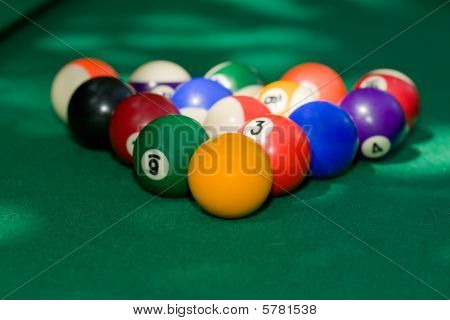 Mini Poolball