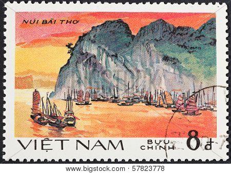 View Of Ha Long Bay, Vietnam