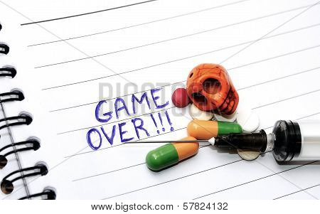 Drugs ,game Over