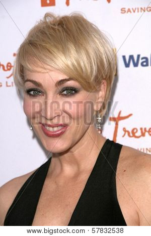 Tere Morris   at the Trevor Project's 11th Annual Cracked Xmas Fundraiser. The Wiltern Theatre, Los Angeles, CA. 12-07-08