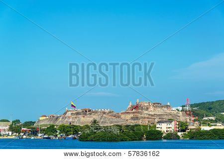 San Felipe Fortress