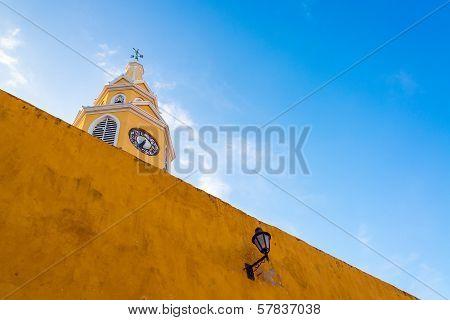 Cartagena Clock Gate