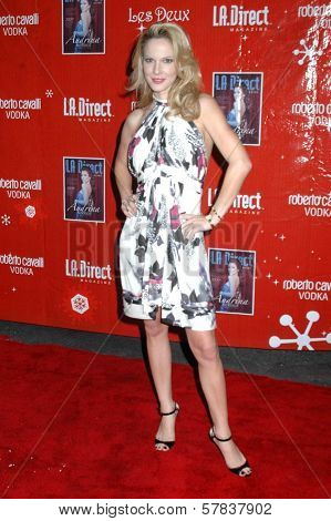 Elle Travis   at LA Direct's 2nd Annual 'Remember to Give' Toy Drive. Les Deux, Hollywood, CA. 12-11-08