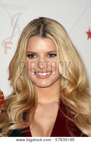 Jessica Simpson  at an in store appearance to launch her new fragrance 'Fancy'. Macy's South Coast Plaza, Costa Mesa, CA. 12-13-08