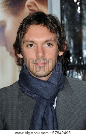 Lukas Haas   at the World Premiere of 'Revolutionary Road'. Mann Village Theater, Westwood, CA. 12-15-08