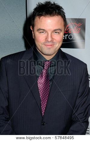 Seth MacFarlane  at the Gridlock New Year's Eve Party. Paramount Studios, Hollywood, CA. 12-31-08