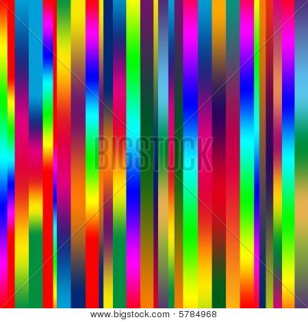 Bright Lines Of Gradient
