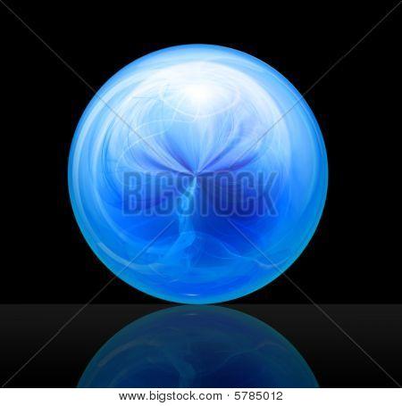 Magic Ball Blue