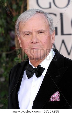 Tom Brokaw at the 66th Annual Golden Globe Awards. Beverly Hilton Hotel, Beverly Hills, CA. 01-11-09