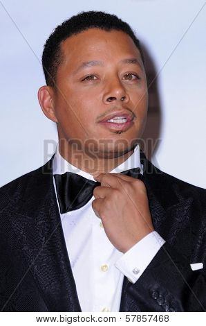 Terrence Howard in the press room at the 66th Annual Golden Globe Awards. Beverly Hilton Hotel, Beverly Hills, CA. 01-11-09
