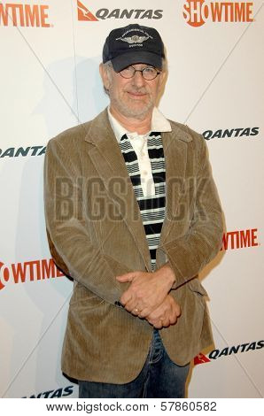 Steven Spielberg  at the Premiere Screening of 'United States of Tara'. Directors Guild of America, Los Angeles, CA. 01-12-09
